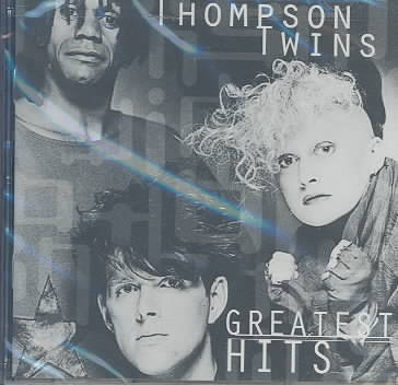 GREATEST HITS BY THOMPSON TWINS (CD)