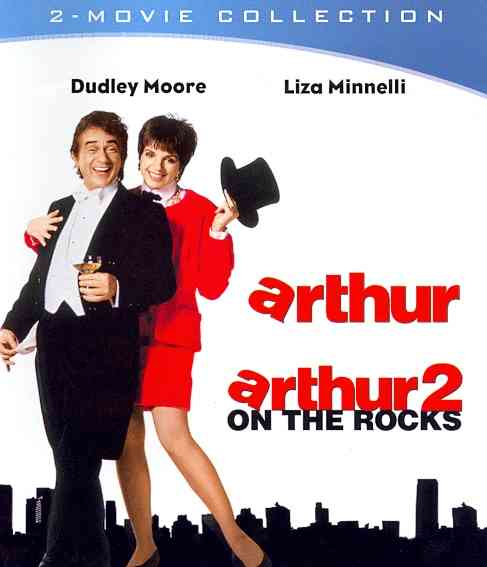 ARTHUR/ARTHUR 2:ON THE ROCKS BY MOORE,DUDLEY (Blu-Ray)