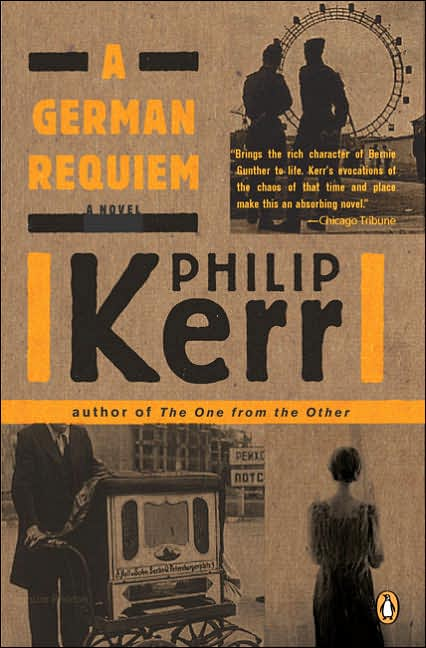A German Requiem By Kerr, Philip