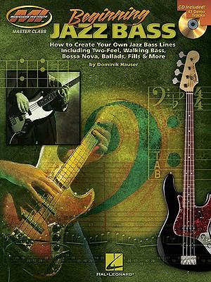 Beginning Jazz Bass By Hauser, Dominik